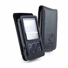 Tuff-Luv Faux Leather Case Cover for Fiio X3 Mp3 + Screen Protector