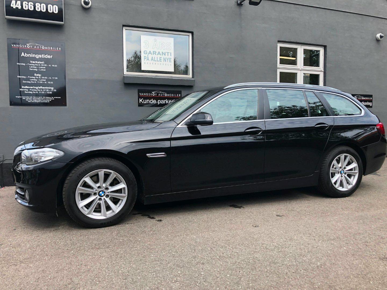 BMW 520d 2,0 Touring xDrive aut. 5d - 294.900 kr.