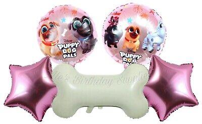 pcs Disney Puppy Dog Pals Balloons Birthday Party Supplies 6