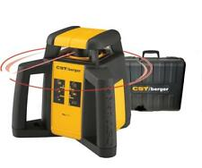 Cst Berger Rl25h Rotary Laser Self Level For Repair Or Calibration Fast Ship