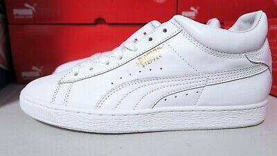 Puma Men's Stepper Classic TRIPLE White