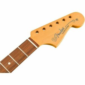 Fender-Classic-Player-Jazzmaster-Neck-21-Med-Jumbo-Frets-C-Shape-Pau-Ferro