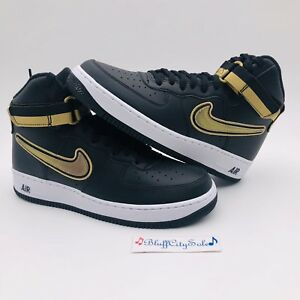 buy popular 9e728 05024 Image is loading Nike-x-NBA-Air-Force-1-High-039-