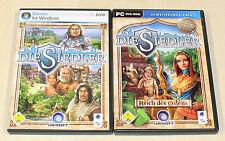 SIEDLER 6 - AUFSTIEG EINES KÖNIGREICHS & REICH DES OSTENS - PC DVD GOLD EDITION