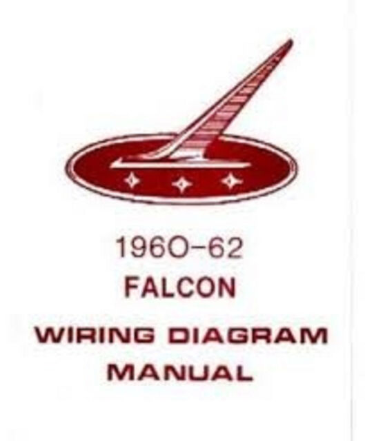 1960 1961 1962 Ranchero Wiring Diagram Manual | eBay