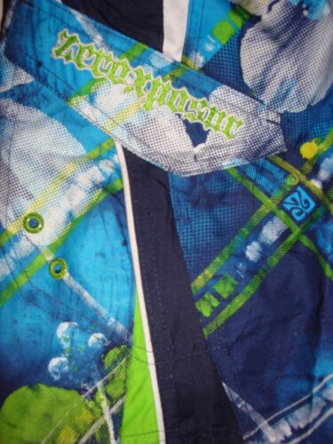 16 Swim Trunks Board Size Nwt Lrg Shorts 14 Zeroxposur ~ Eq6xC8g