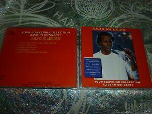 JULIO-IGLESIAS-TOUR-SOUVENIR-COLLECTION-LIVE-IN-CONCERT-CD-5-TRACKS