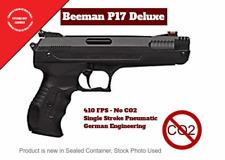 Beeman P17 Deluxe Pellet Airgun Pistol With Sights 2004