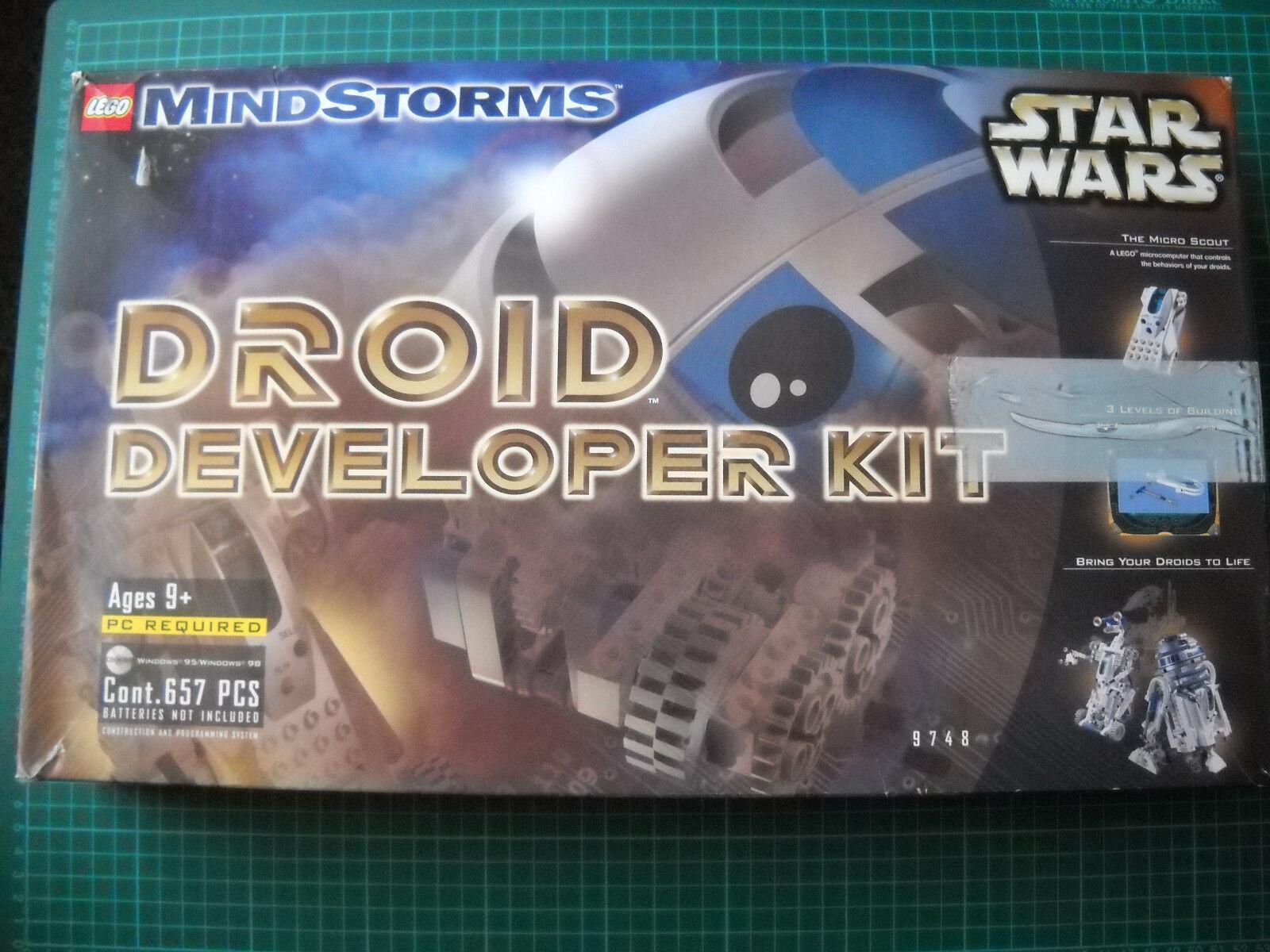 LEGO MindStorms DROID DEVELOPER KIT Star Wars R2D2