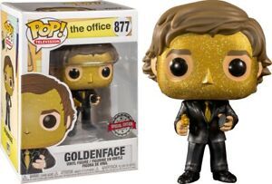 JIM halpert goldenface Funko Pop Vinile *** pre-ordine *** L/'UFFICIO U.S