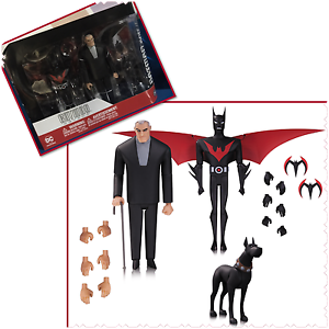 BATMAN ANIMATED BATMAN BEYOND AF 3 PACK DC COMICS