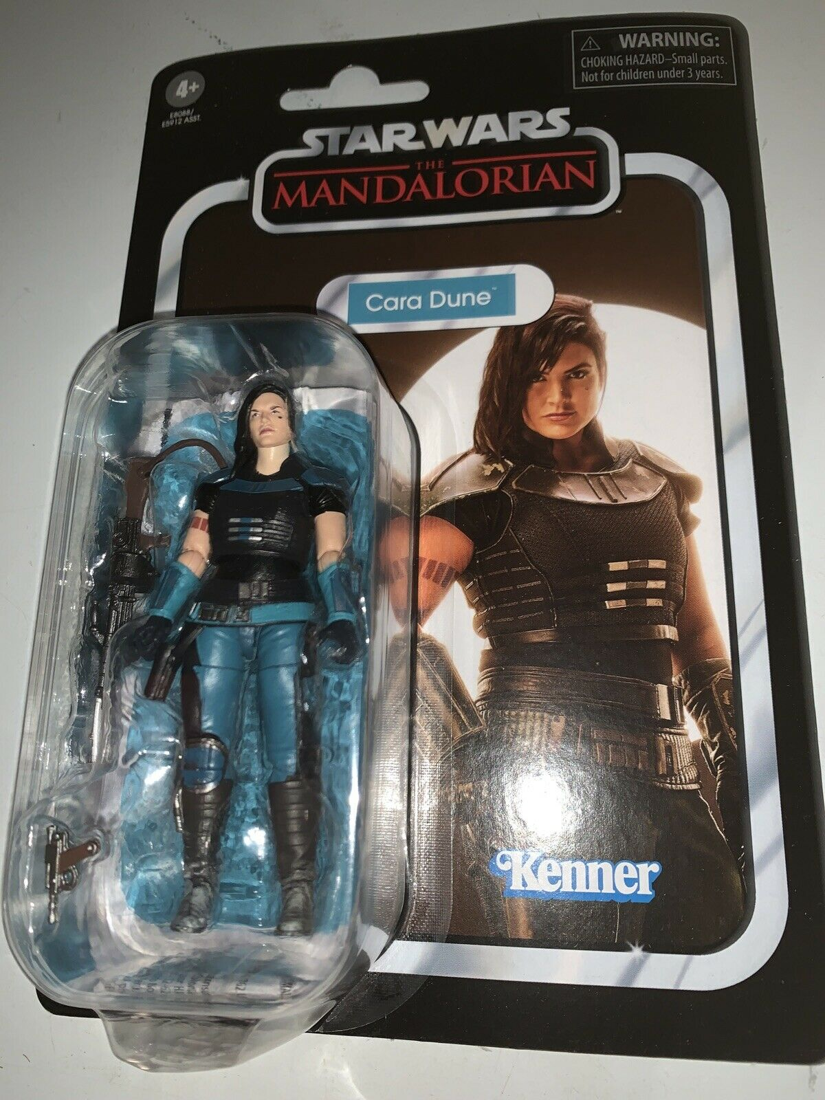 Cara Dune The Mandalorian Star Wars The Vintage Collection Rise of Skywalker