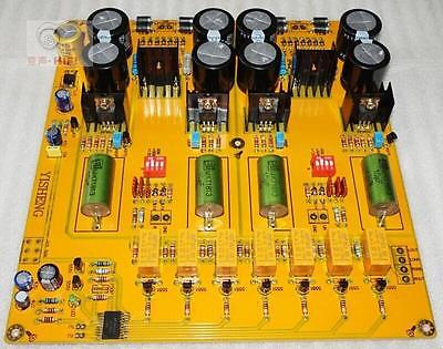 Assembled PASS 2.0 single-ended class A preamp board /FET preamplifier L1511-41