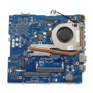 Dell-Vostro-3558-Motherboard-Intel-i3-5005u-2-00Ghz-Heatsink-and-Fan