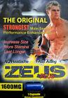 Zeus Male Sexual Enhancer Supplement 6 Pcs