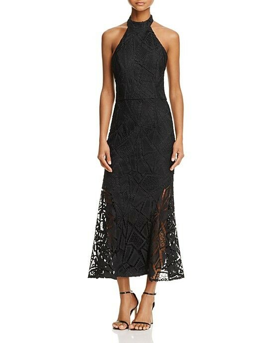 Bardot Womens Willow Black One Shoulder Party Cocktail Dress L 10 BHFO 2670