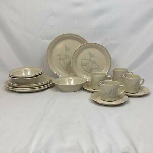 20-PIECE-SET-CORELLE-SPRING-POND-DINNERWARE-DINNER-SALAD-PLATE-CUP-BOWL-SAUCER