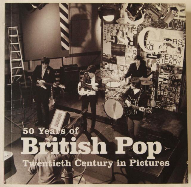 BRITISH POP / TWENTIETH CENTURY IN PICTURES / PRESS ASSOCIATION IMAGES / 2009