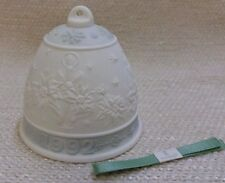 New Lladro #15913 1992 Christmas Bell in Box 170570