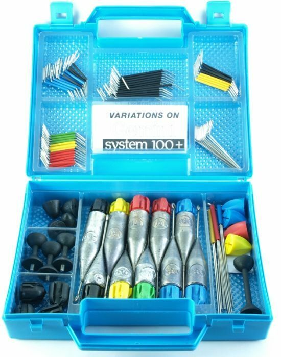 Gemini NEW  100+ Box With 10 Fishing Weights 90-210g + Accessories Sea Anglers  offering 100%