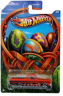 2013 Hot Wheels Wal Mart Easter Eggsclusives #4 1965 Ford Ranchero