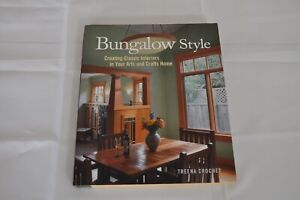 Bungalow Style Decoration Interior Design Arts Crafts Home Antiques Ebay
