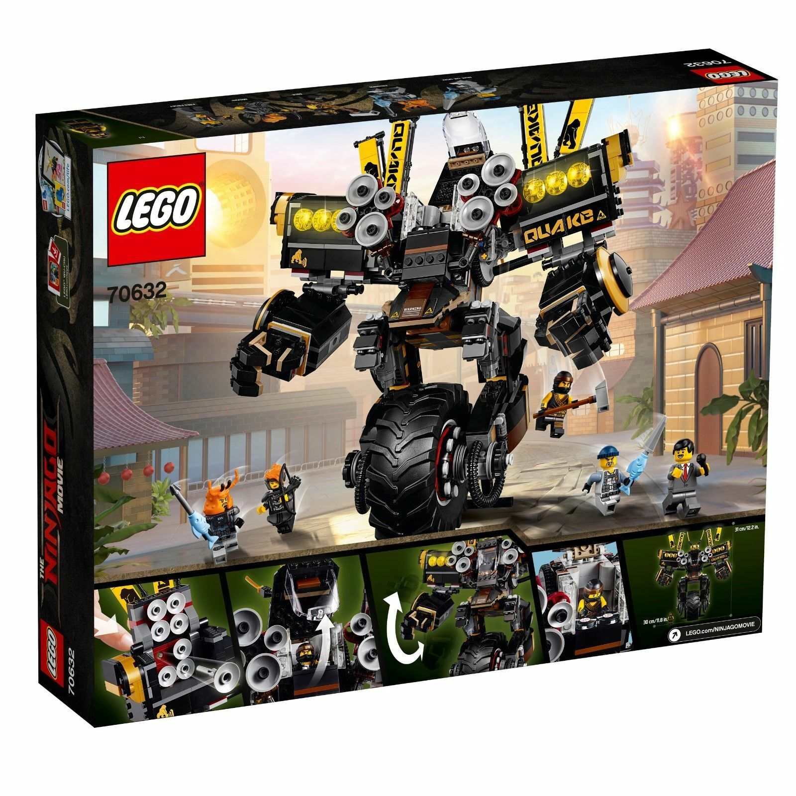 The LEGO ® Ninjago Ninjago Ninjago ® Movie ™ 70632