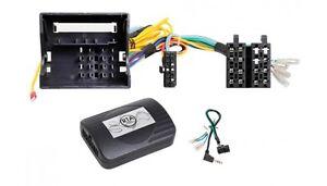 BMW-Serie-1-E81-E82-E87-E88-CAN-BUS-COCHE-RADIO-ADAPTADOR-VOLANTE-Cable