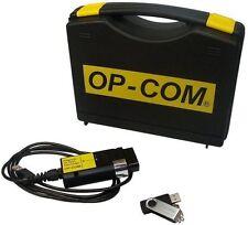 Opel Original OP-COM® Basic Diagnosegerät Deutsch OBD Fehlerauslesegerät Op com