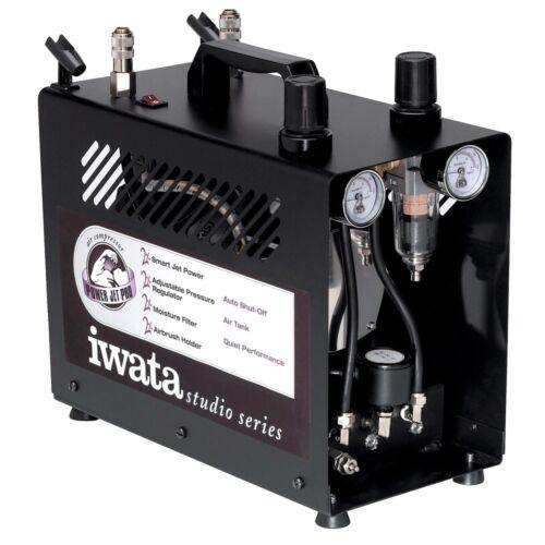 Iwata Studio Series Power Jet Pro compressor CIWPOWERP 10 YR GUARANTEE