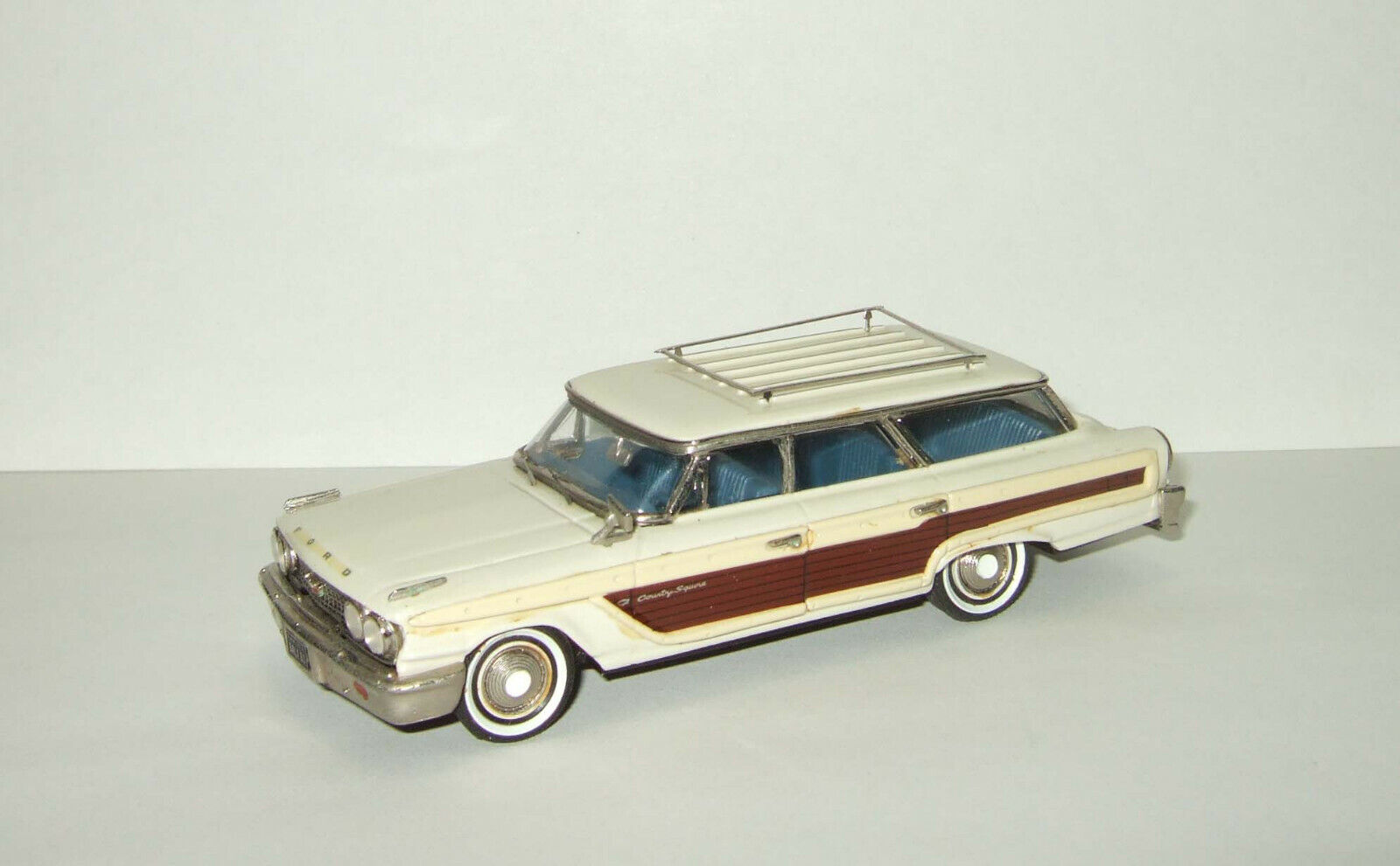 1 43 Conquest MODELS FORD Country Squire 1963 № 9 Limit