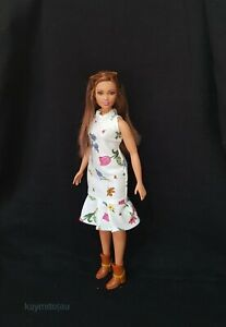 New-doll-fashionista-dress-for-Your-Curvy-Barbie-Doll-Au-Made