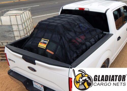 SGN-100 By Gladiator Cargo Gear Heavy Duty Pickup Truck Cargo Net Short Bed