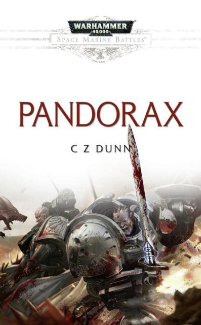 Space Marine Battles - Pandorax von Christian Z. Dunn (2016 Taschenbuch) Deutsch