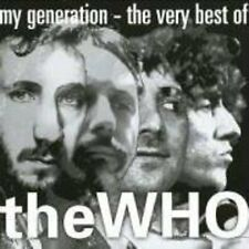 The Who - My Generation - The Very Best of POLYDOR CD 1996