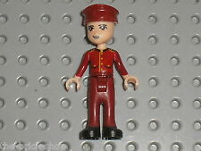 Personnage LEGO FRIENDS Minifig Nate / Set 41101 Heartlake Grand Hotel