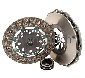3 PIECE CLUTCH KIT FOR VW NEW BEETLE 1.8 T 1.9 TDI 9811