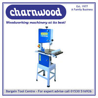 Charnwood W721 12'' Woodworking Bandsaw With 6 Depth Of Cut