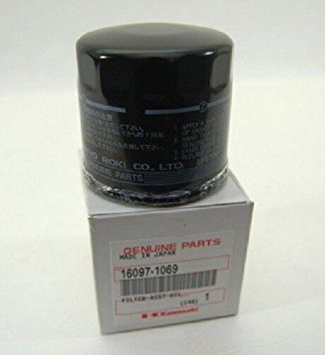 Kawasaki OEM Replacement Oil Filter Diesel Mule 2510 3010 4010 16097-1069 Diesel