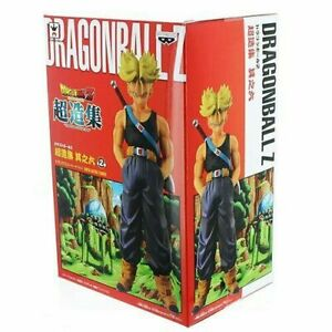 Banpresto-Dragon-Ball-Z-Super-Saiyan-Trunks-Dxf-Figura-Chozousyu-Volume-6-13-cm