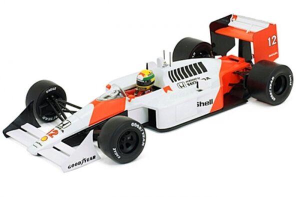 Mclaren Honda MP4 4 No.12 Winner Gp Japan 1988 (Sadhna Senna)