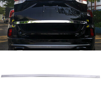 Accessories Rear Trunk Tailgate Molding Trim for Ford Kuga ...