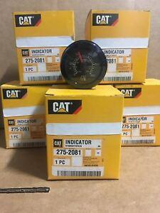 Details about 275-2081 CAT INDICATOR -GAUGE GP-COOLANT TEMPERATURE  Caterpillar SIS