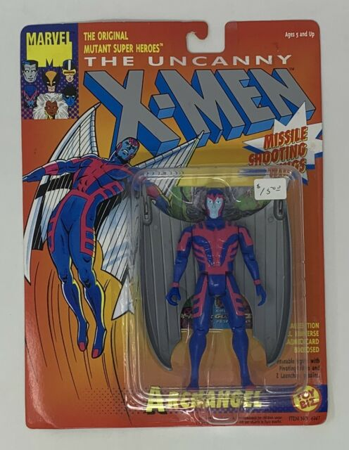 Uncanny X-Men Archangel 1993 action figure