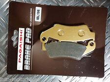 Semi Frente De Metal Pastillas De Freno Para Honda Cr 125 R & Cr 250 R 1995-2007