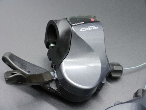 SHIMANO Claris SL-2400 Schalthebel Rapidfire 2x8-Fach Shifter NEU NEW