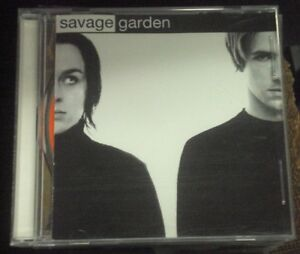 Details about SAVAGE GARDEN s/t CD late-90's synth-pop