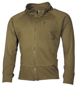 Us Tactical Outdoor Army Thermique Military Grid Jacket Veste Coyote Xxl-afficher Le Titre D'origine
