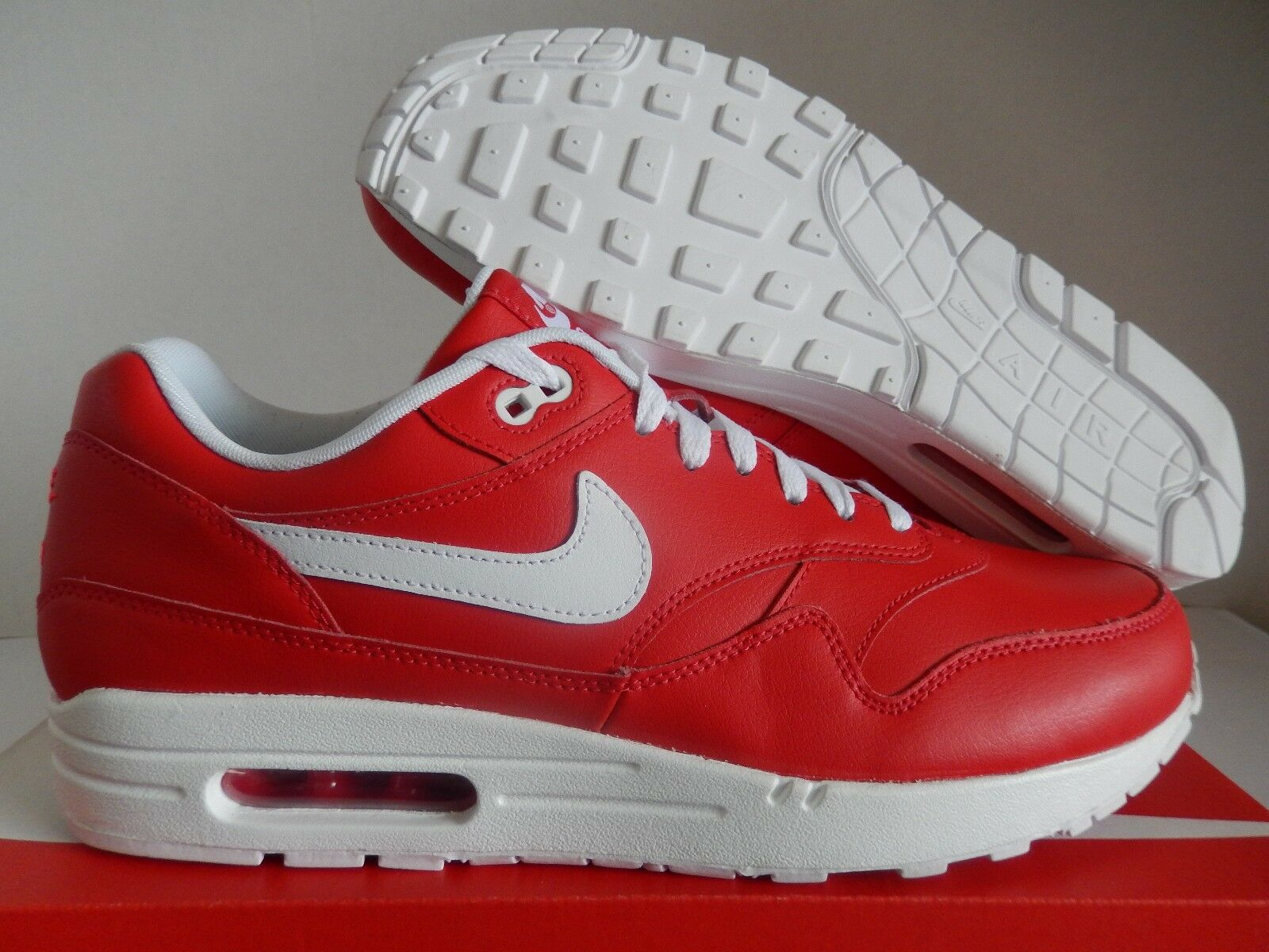 Nike air max 1 id [943756-991] red-white sz 11,5 [943756-991] id e884a8