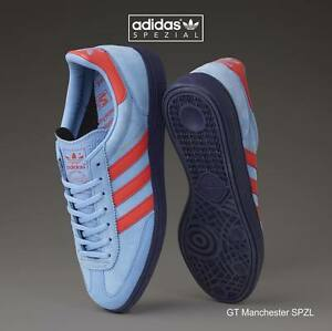 Image is loading Adidas-GT-Manchester-Spezial-Blue-S80567-All-Size-